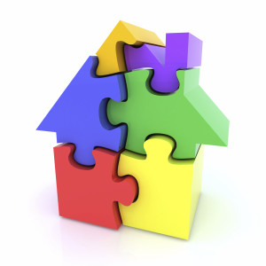 puzzle-house